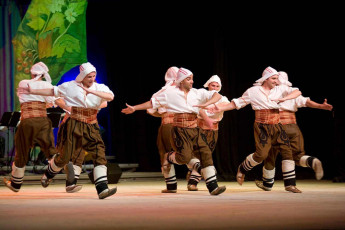Bulgarian National Folklore Ensemble Philip Kutev