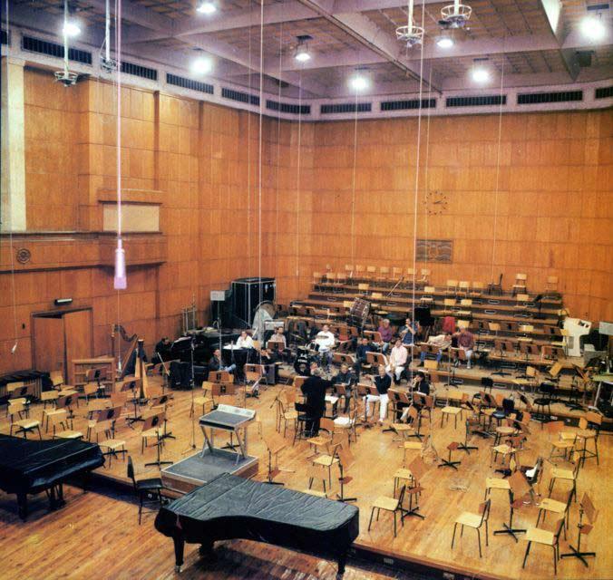 Recording studios – Collegium Musicum
