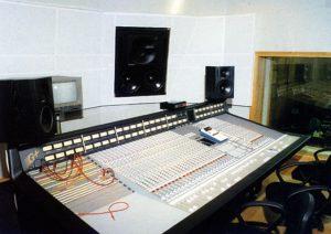 Bulgarian National Radio - Recording Studio