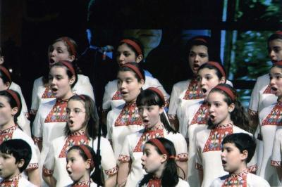 Bulgarian National Radio Children's Choir