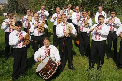 Bulgarian National Radio Folk Orchestra