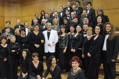 Bulgarian National Radio Mixed Choir