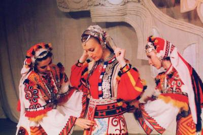 Bulgarian National Folklore Ensemble Philip Kutev