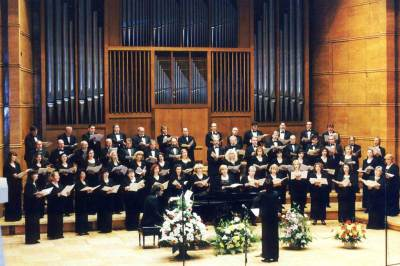 Sofia National Philharmonic Choir