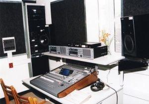Sofia National Philharmonic - Recording Studio