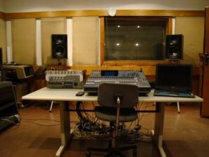 Sofia National Musical Accademy - Recording Studio